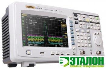 DSA1030-TG, анализатор спектра с опцией трекинг-генератора