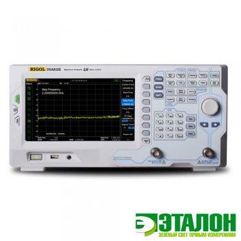 DSA832E, анализатор спектра