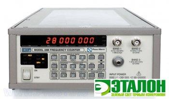 25B, частотомер электронно-счётный