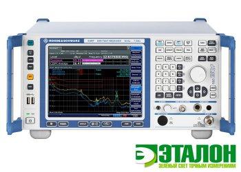 ESRP, измерительный приемник электромагнитных помех