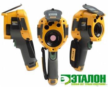 Fluke Ti300, тепловизор с системой автофокусировки LaserSharp™ и беспроводным подключением