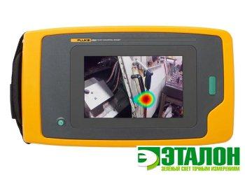 Fluke ii900, акустическое устройство визуализации для промышленного применения