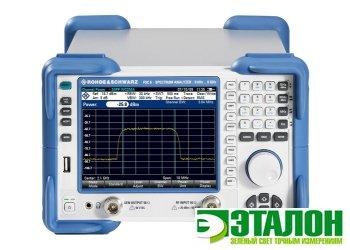 FSC, анализатор спектра и сигналов