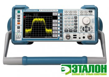 FSL, переносной анализатор спектра