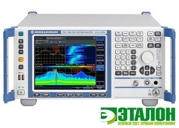 FSVR, анализатор спектра в реальном масштабе времени
