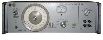 Г3-109 Генератор сигналов низкочастотный