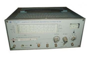 Г4-118 Генератор сигналов высокочастотный