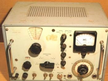 Генератор сигналов Г4-18А