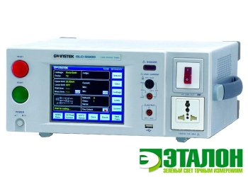 GLC-9000, тестер токов утечки