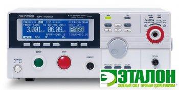 GPT-79801, установка комплексная для проверки параметров электробезопасности