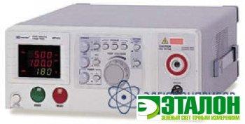 GPI-825, измеритель параметров безопасности электрооборудования