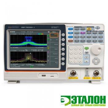 GSP-79330A, анализатор спектра