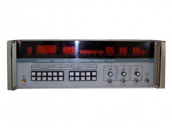 Г6-33 генератор сигналов специальной формы