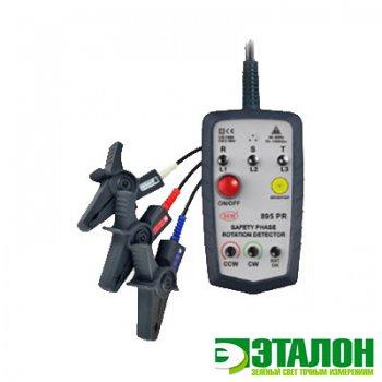 895 PR, индикатор порядка чередования фаз