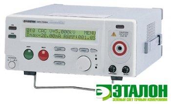 GPT-705A, измеритель параметров безопасности электрооборудования
