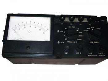 Ф4103-М1 измеритель сопротивления заземлений