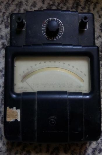 М104 Амперметр