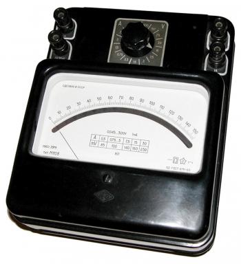 М1108 Вольтамперметр