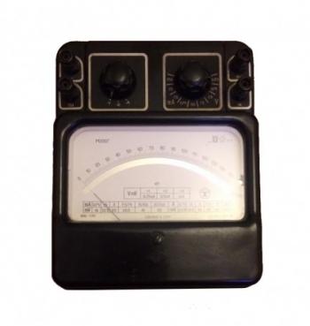 М2007 Вольтамперметр