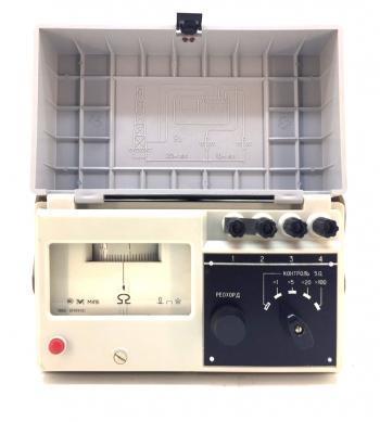 М416/1  Измеритель сопротивления заземления