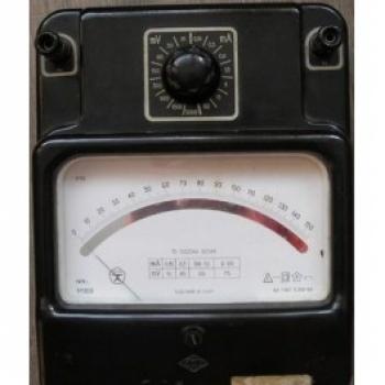 М1109 Милливольтамперметр