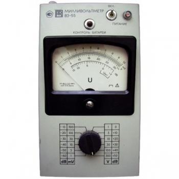 В3-55А Милливольтметр