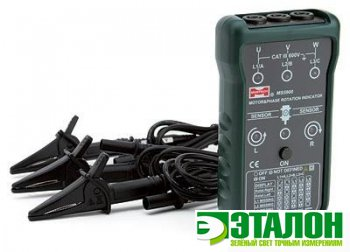 MS5900, индикатор чередования фаз
