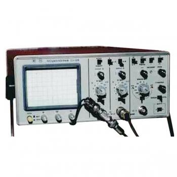 С1-128 осциллограф автоматизированный двухканальный