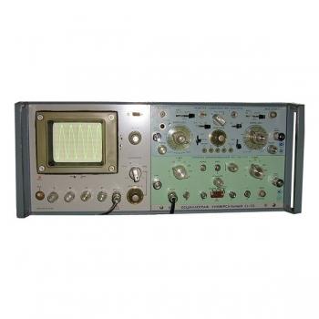 С1-70 Осциллограф универсальный со сменными блоками