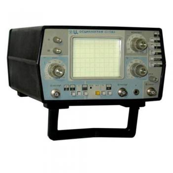 С1-118А осциллограф