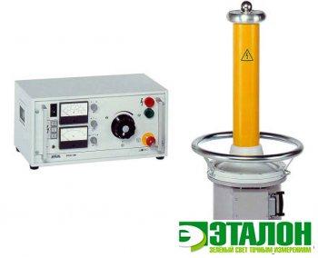 PGK110, установка высоковольтная испытательная