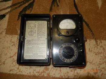 М491 вольтомметр