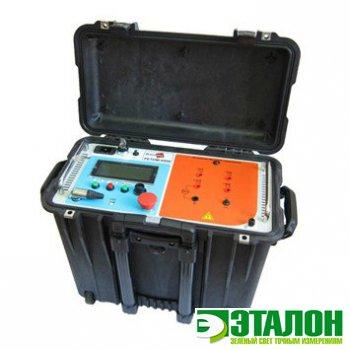 РЕТОМ-6000, прибор для проверки электрической прочности изоляции