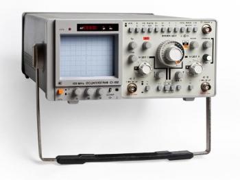 С1-152 осциллограф аналоговый двухканальный