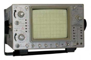 С1-83 Осциллограф универсальный