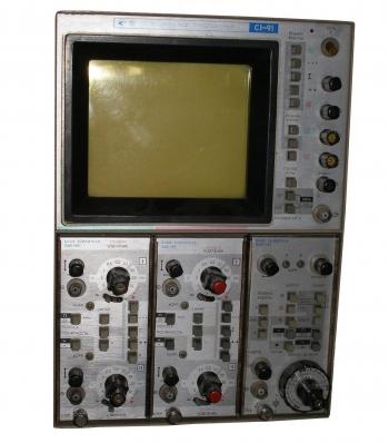 С1-91 осциллограф универсальный