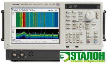 SPECMON6, анализатор спектра реального времени