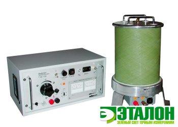 T22/1, испытательная установка переменного напряжения