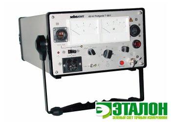 T 99/1, прибор для испытания постоянным напряжением до 40 кВ