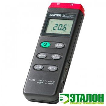 CENTER 300, измеритель температуры