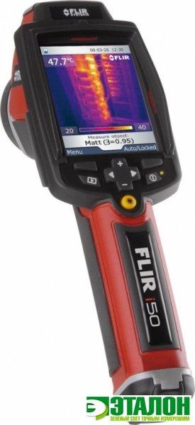 FLIR i50, тепловизор для диагностики электрических цепей