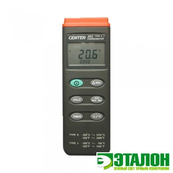 CENTER 303, измеритель температуры