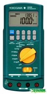 CA330, калибратор сигналов термосопротивлений