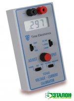 TE1044, калибратор постоянного напряжения и тока