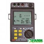 1612 EL, цифровой измеритель параметров устройств защитного отключения