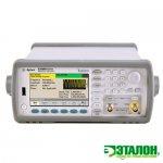 33522B, генератор сигналов стандартной/произвольной формы, 30 МГц, 2 канала