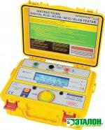 4112 EL, цифровой измеритель параметров устройств защитного отключения