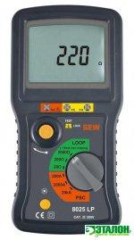 8025 LP, измеритель параметров электрических сетей