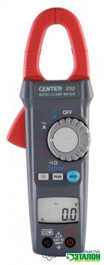 CENTER 252, электроизмерительные клещи
