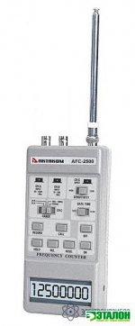 AFC-2500, частотомер